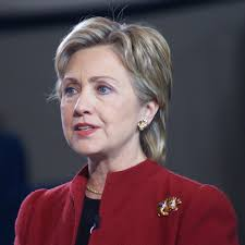 First Lady of the United States Hillary Clinton